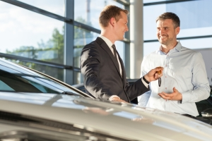 Qualifying for Slow Credit Used Car Financing