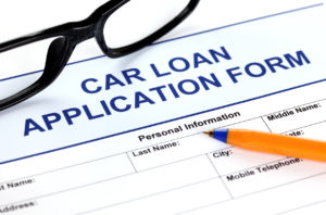 Car Finance Options with Slow Credit in Everett