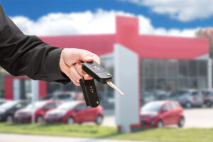 Credit Rebuilding Auto Loans after Default in Everett