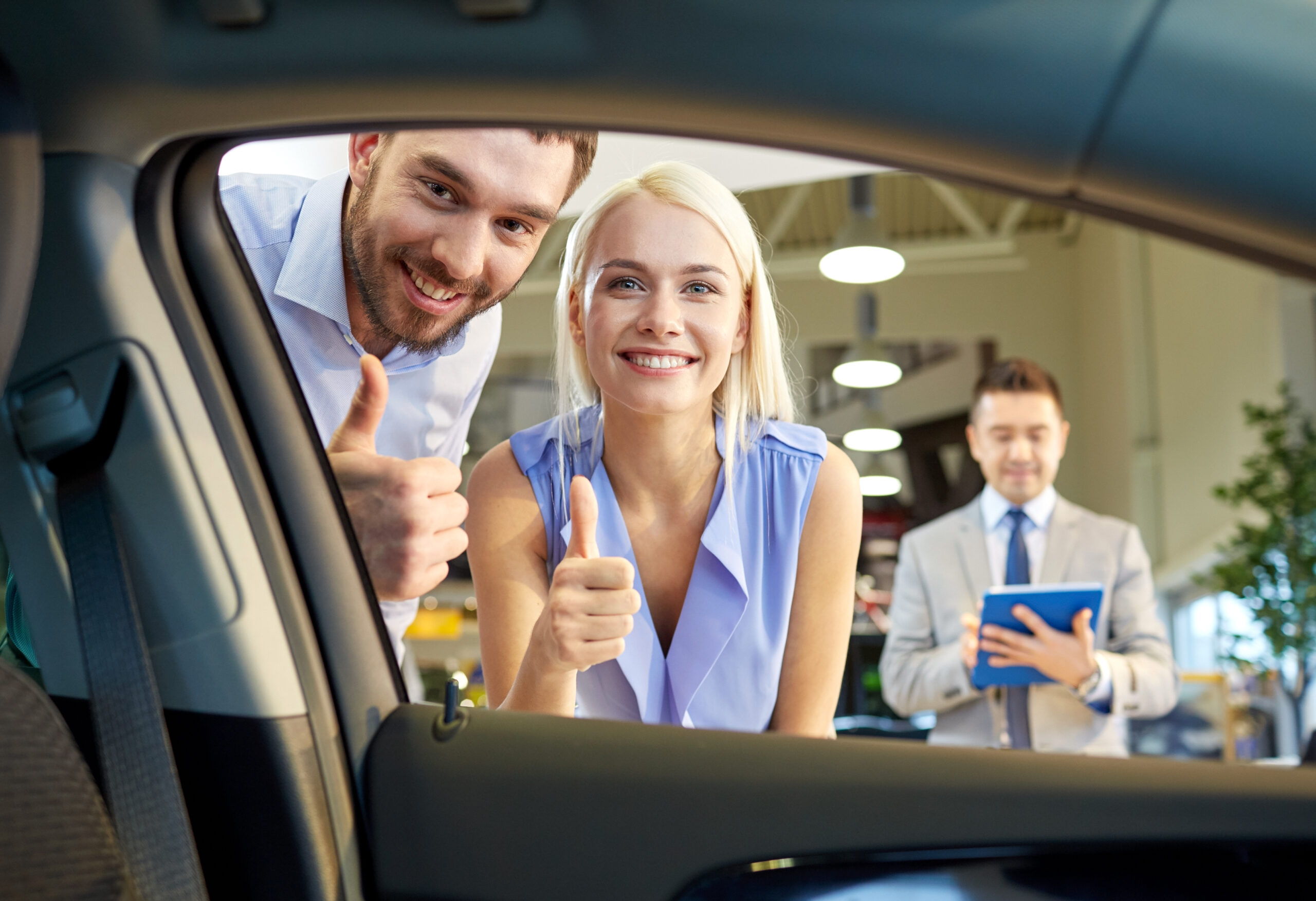 Loan Benefits for Cars after Bankruptcy in Everett